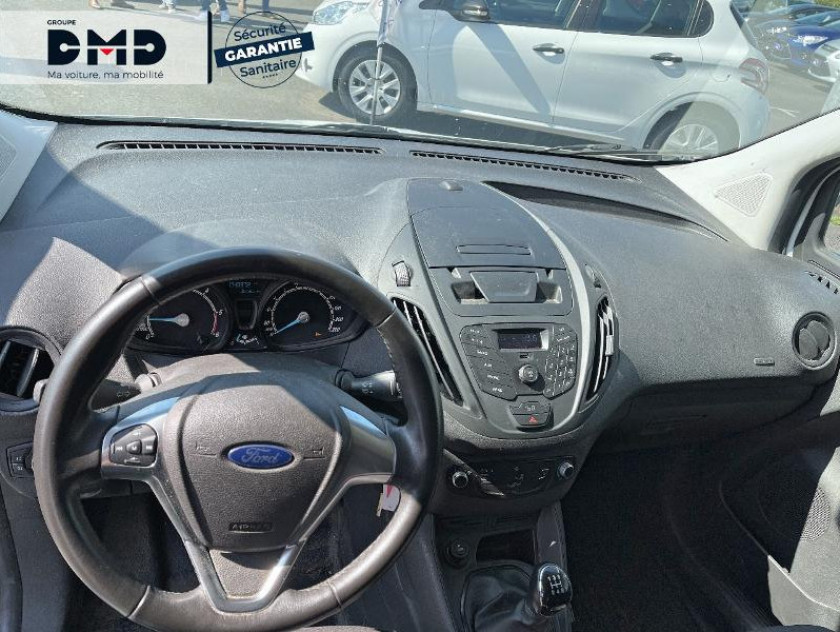 Ford Transit Courier 1.5 Td 75ch Ambiente - Visuel #5
