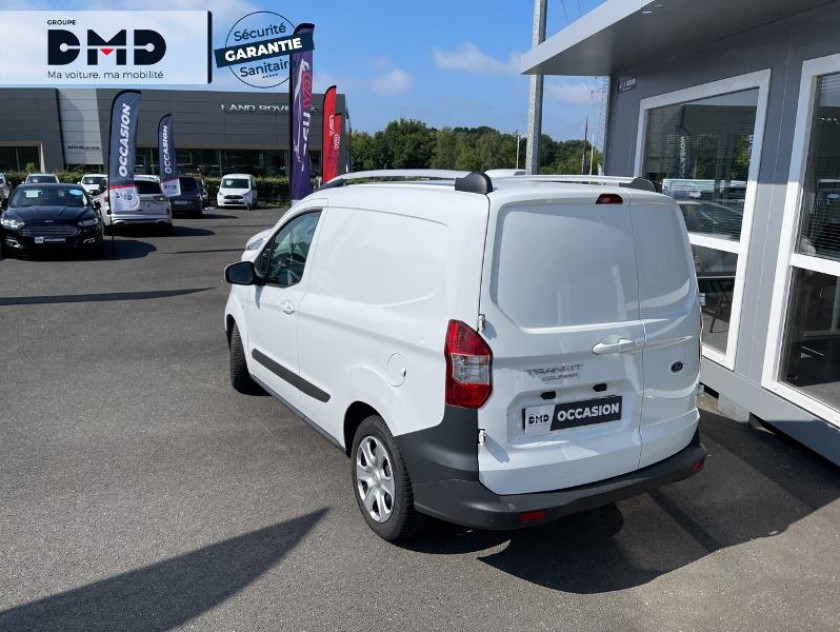 Ford Transit Courier 1.5 Td 75ch Ambiente - Visuel #3