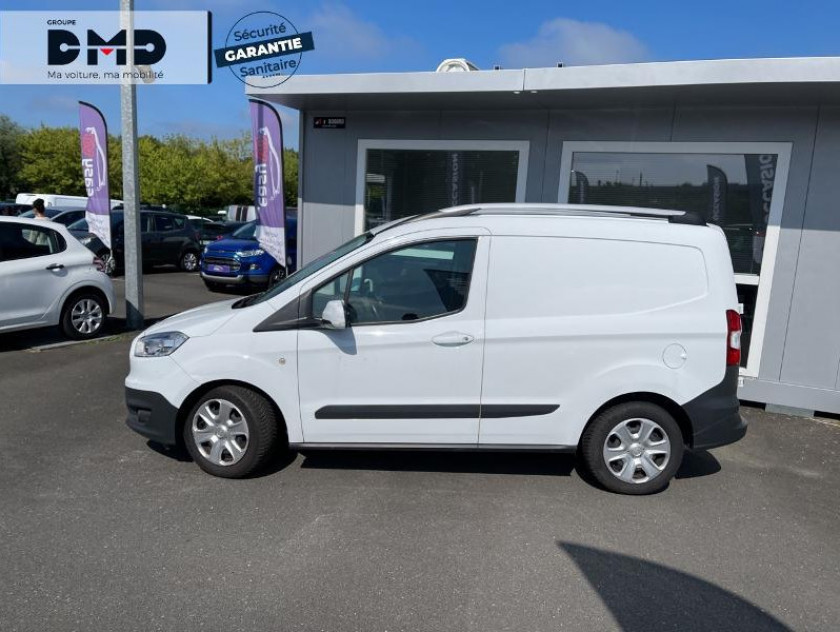 Ford Transit Courier 1.5 Td 75ch Ambiente - Visuel #2