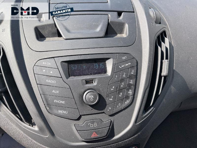 Ford Transit Courier 1.5 Td 75ch Ambiente - Visuel #6