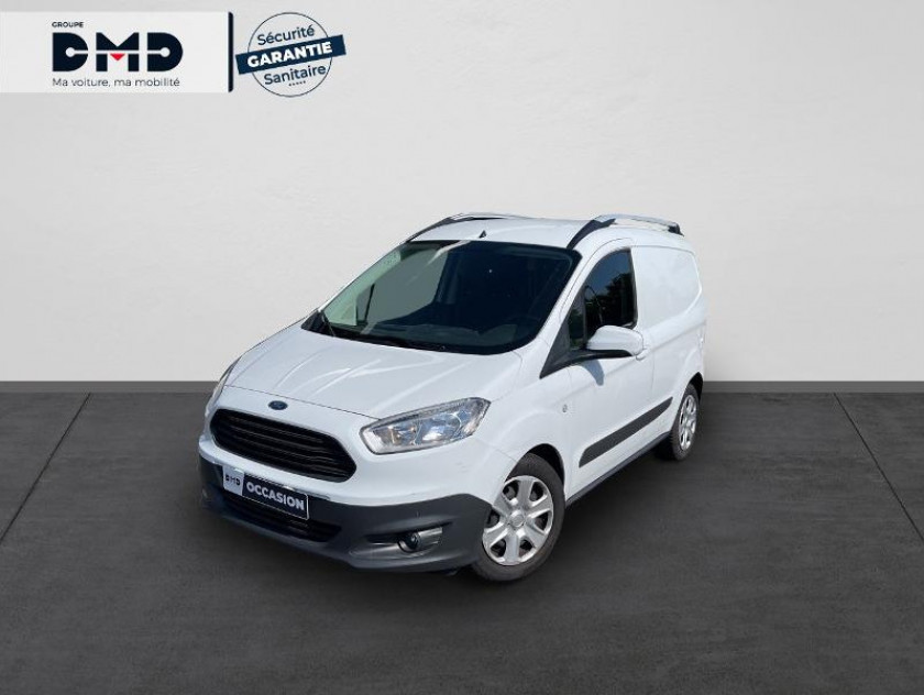 Ford Transit Courier 1.5 Td 75ch Ambiente - Visuel #1