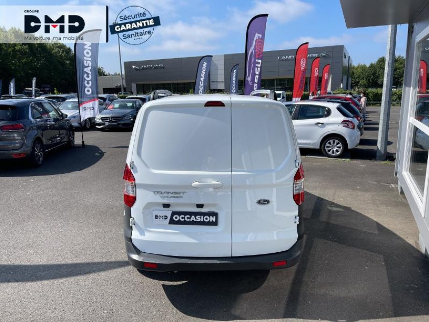 Ford Transit Courier 1.5 Td 75ch Ambiente - Visuel #11