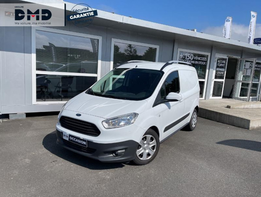 Ford Transit Courier 1.5 Td 75ch Ambiente - Visuel #15