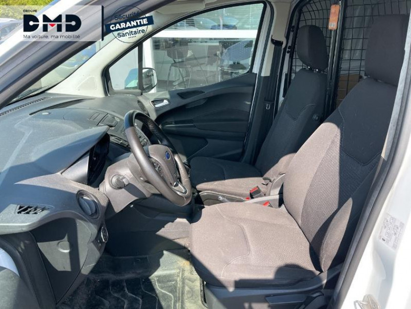 Ford Transit Courier 1.5 Td 75ch Ambiente - Visuel #9