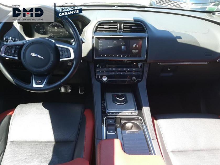 Jaguar F-pace V6 3.0d 300ch S 4x4 Bva8 - Visuel #5