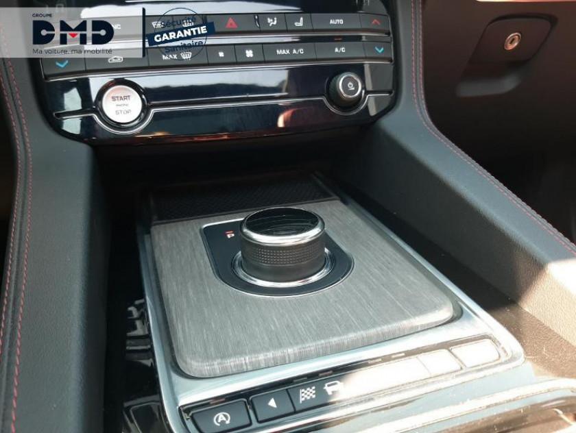 Jaguar F-pace V6 3.0d 300ch S 4x4 Bva8 - Visuel #8