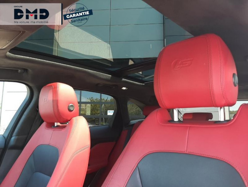 Jaguar F-pace V6 3.0d 300ch S 4x4 Bva8 - Visuel #14