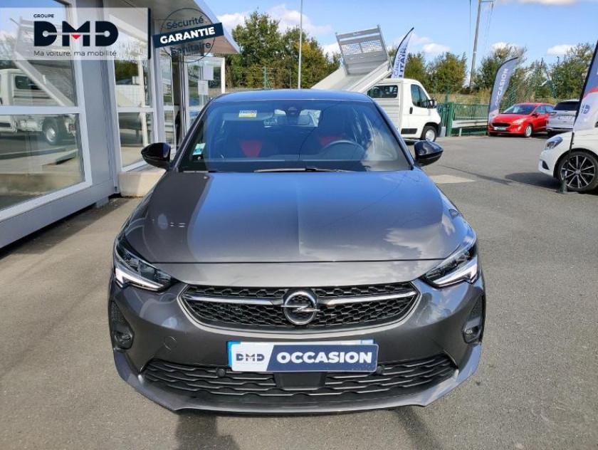 Opel Corsa 1.2 Turbo 100ch Gs Line Bva - Visuel #4