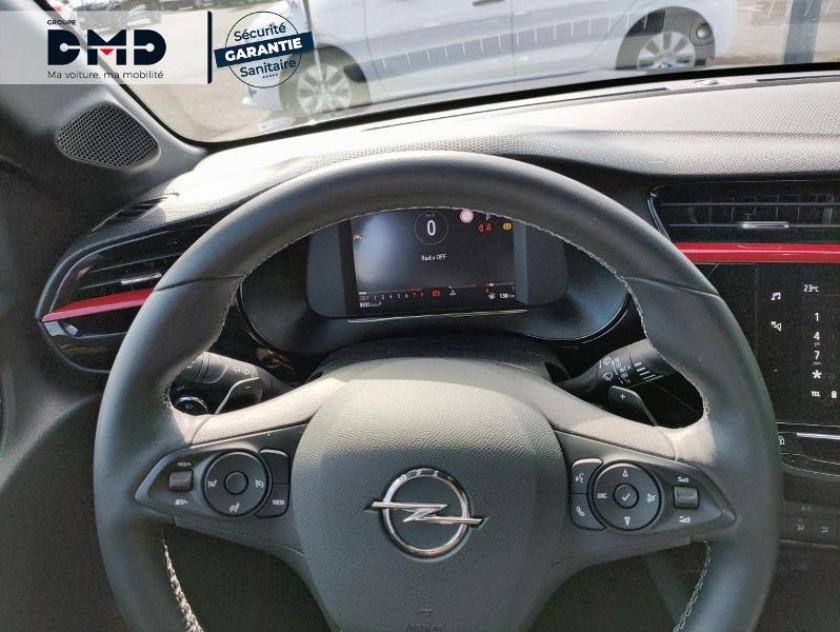 Opel Corsa 1.2 Turbo 100ch Gs Line Bva - Visuel #7