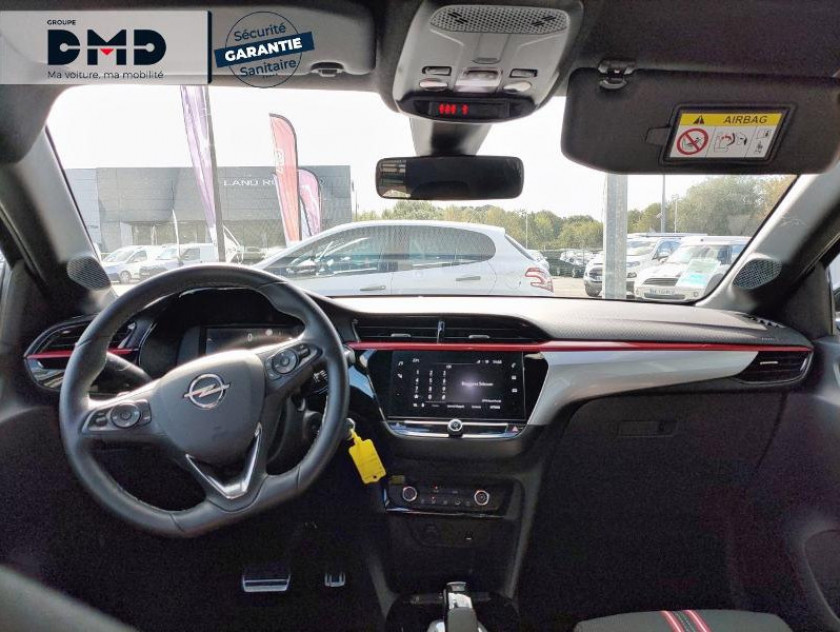 Opel Corsa 1.2 Turbo 100ch Gs Line Bva - Visuel #5