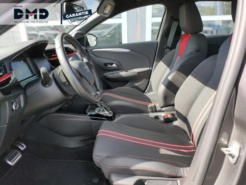 Opel Corsa 1.2 Turbo 100ch Gs Line Bva - Visuel #9