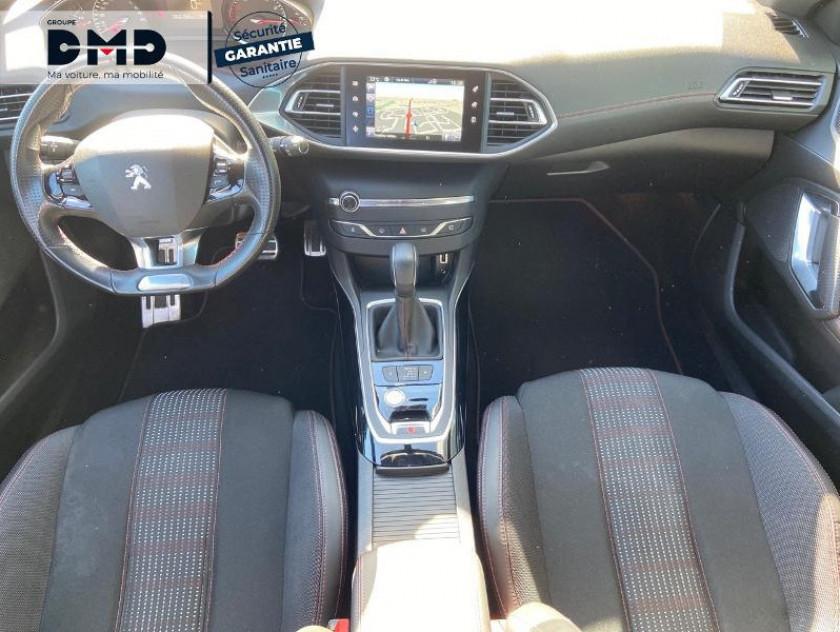 Peugeot 308 Sw 1.2 Puretech 130ch Gt Line S&s Eat6 - Visuel #5