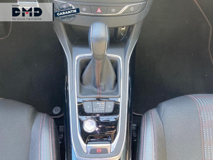 Peugeot 308 Sw 1.2 Puretech 130ch Gt Line S&s Eat6 - Visuel #8