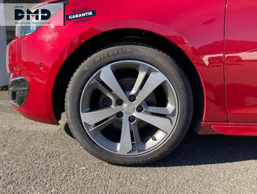 Peugeot 308 Sw 1.2 Puretech 130ch Gt Line S&s Eat6 - Visuel #13