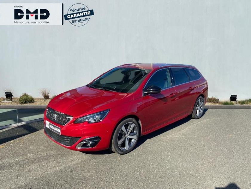 Peugeot 308 Sw 1.2 Puretech 130ch Gt Line S&s Eat6 - Visuel #1