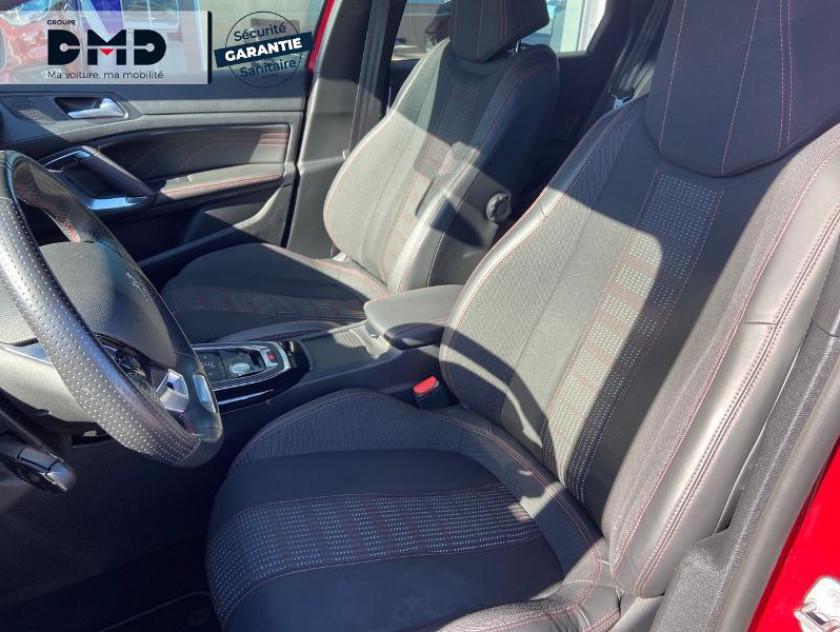 Peugeot 308 Sw 1.2 Puretech 130ch Gt Line S&s Eat6 - Visuel #9