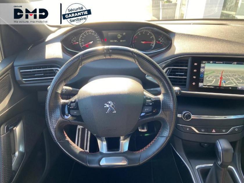 Peugeot 308 Sw 1.2 Puretech 130ch Gt Line S&s Eat6 - Visuel #7