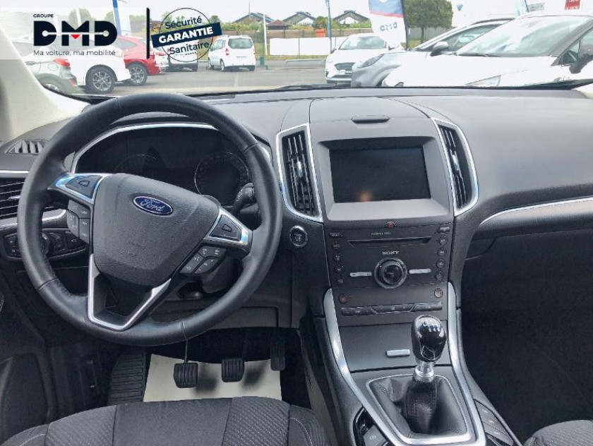 Ford Edge 2.0 Tdci 180ch Titanium I-awd - Visuel #5