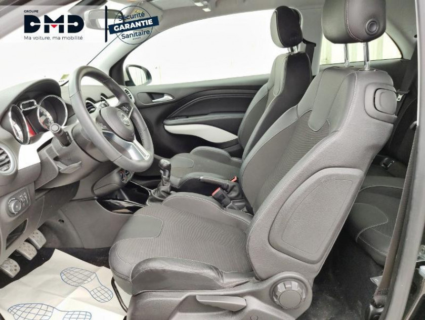 Opel Adam 1.4 Twinport 87ch White Edition Start/stop - Visuel #9