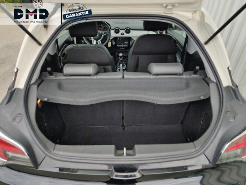 Opel Adam 1.4 Twinport 87ch White Edition Start/stop - Visuel #12