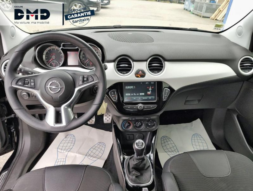Opel Adam 1.4 Twinport 87ch White Edition Start/stop - Visuel #5