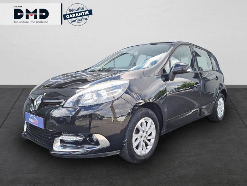 Renault Scenic 1.5 Dci 110ch Energy Dynamique Eco² - Visuel #1