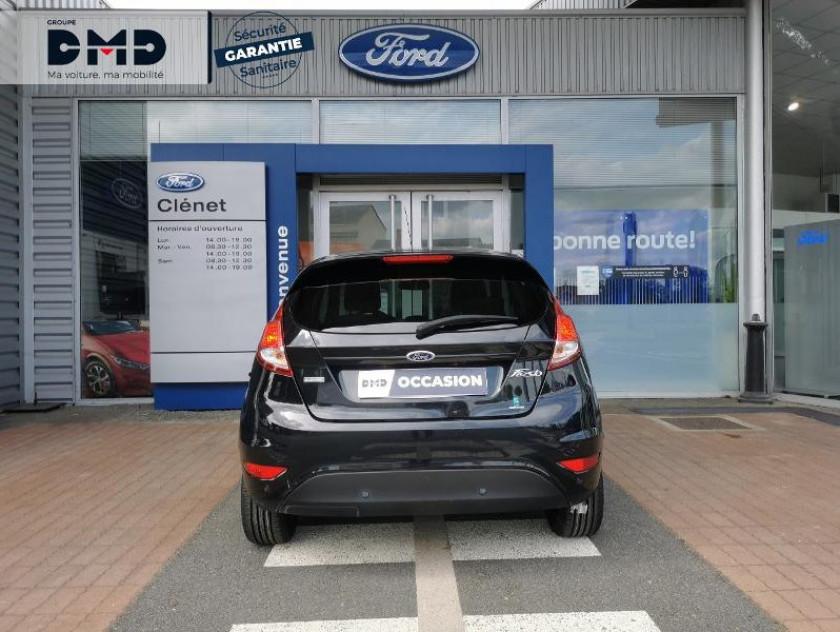 Ford Fiesta 1.0 Ecoboost 100ch Trend Powershift 3p - Visuel #11