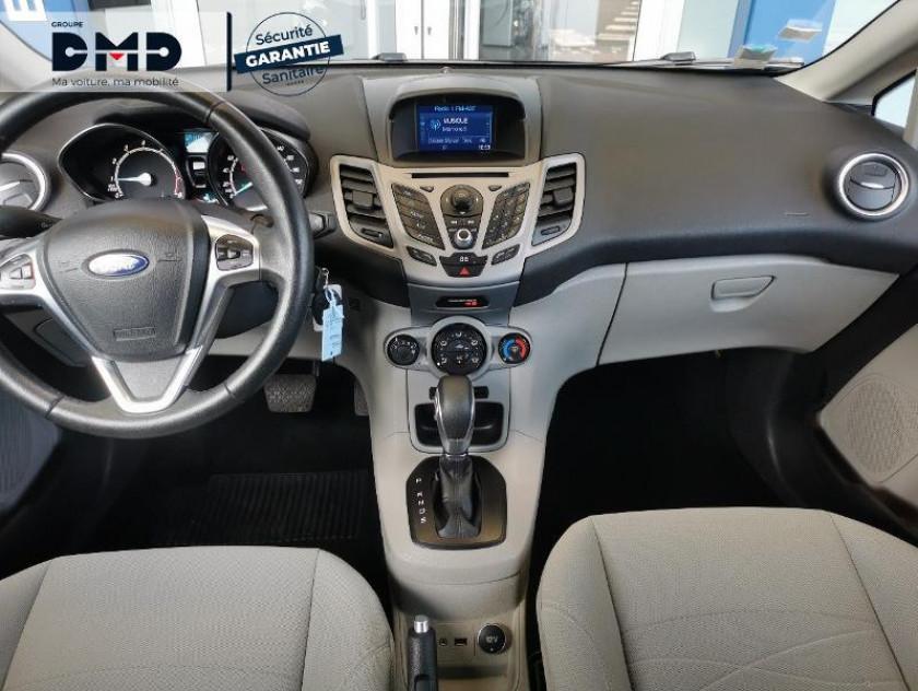 Ford Fiesta 1.0 Ecoboost 100ch Trend Powershift 3p - Visuel #5