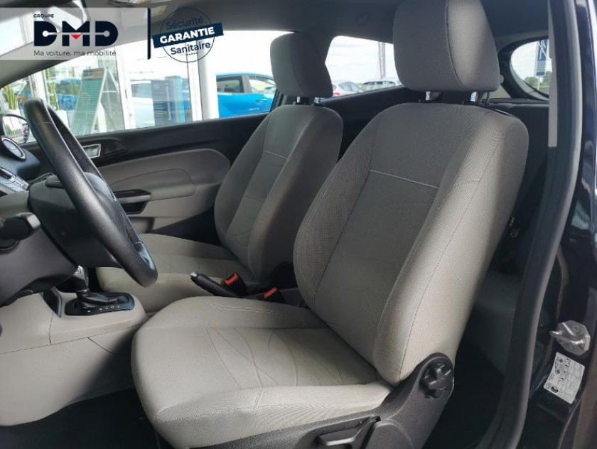 Ford Fiesta 1.0 Ecoboost 100ch Trend Powershift 3p - Visuel #9