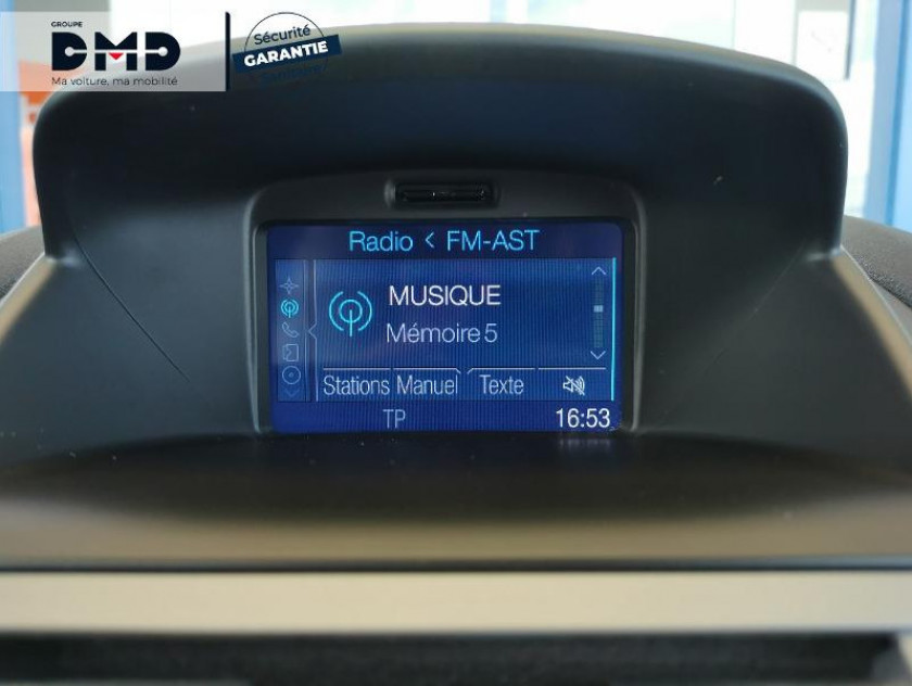 Ford Fiesta 1.0 Ecoboost 100ch Trend Powershift 3p - Visuel #6