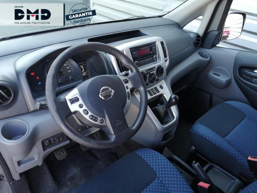 Nissan Evalia 1.5 Dci 90ch Summer Edition 7 Places - Visuel #5