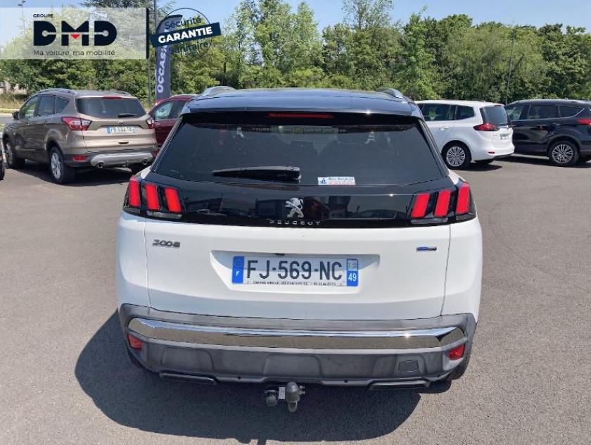 Peugeot 3008 1.2 Puretech 130ch Allure S&s - Visuel #11