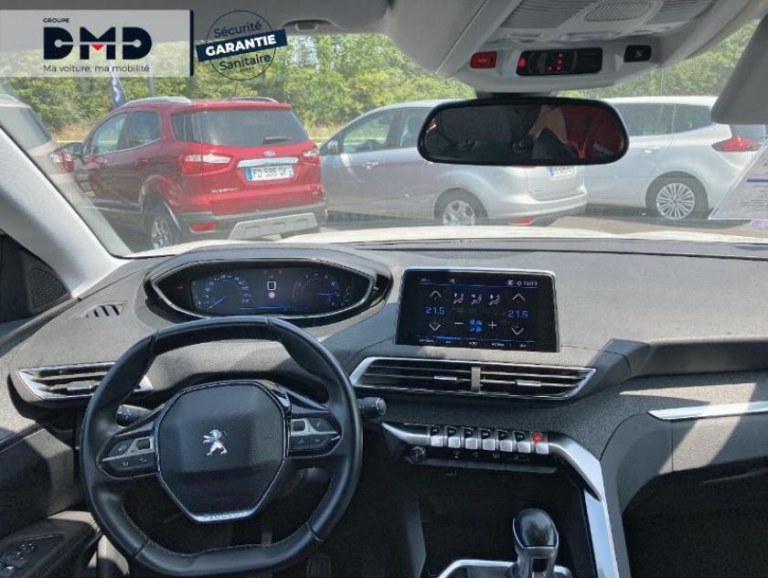 Peugeot 3008 1.2 Puretech 130ch Allure S&s - Visuel #5