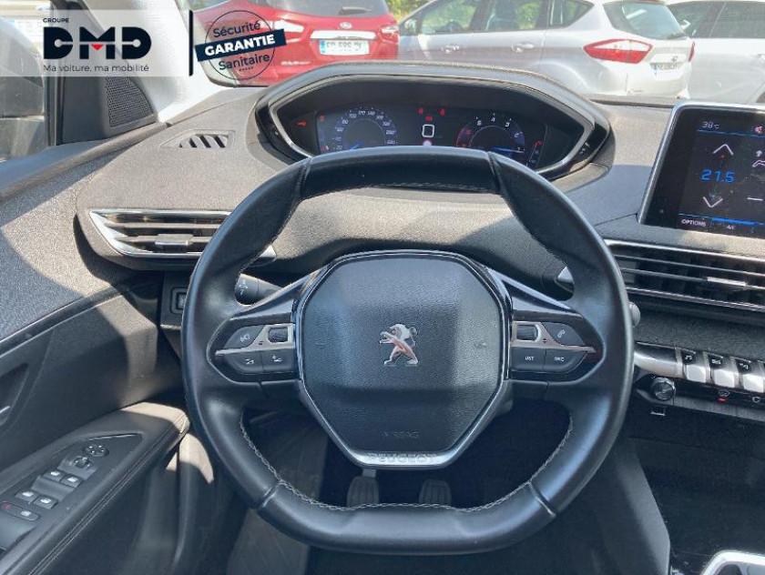 Peugeot 3008 1.2 Puretech 130ch Allure S&s - Visuel #7