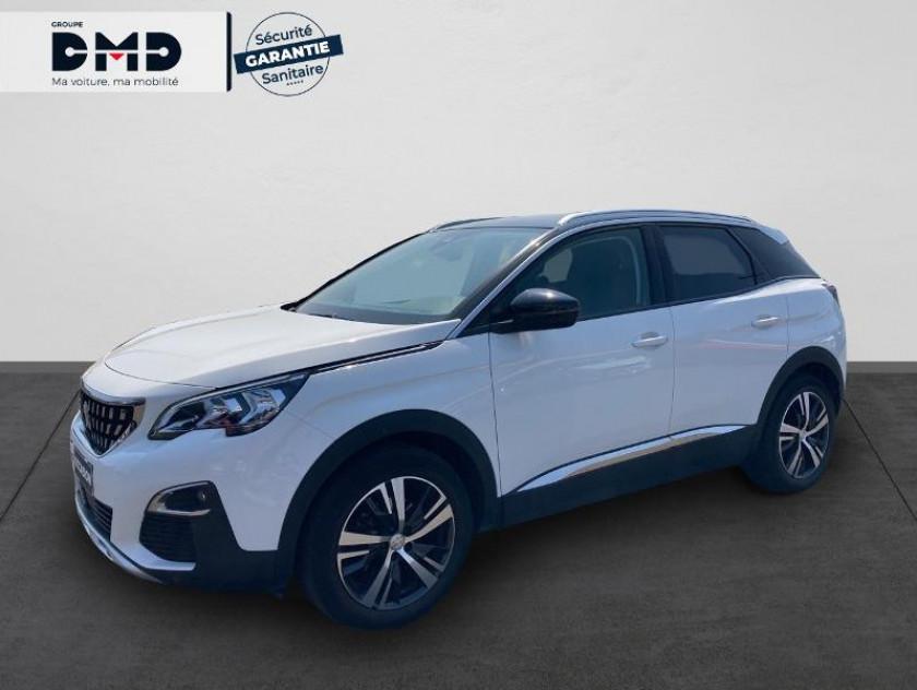 Peugeot 3008 1.2 Puretech 130ch Allure S&s - Visuel #1