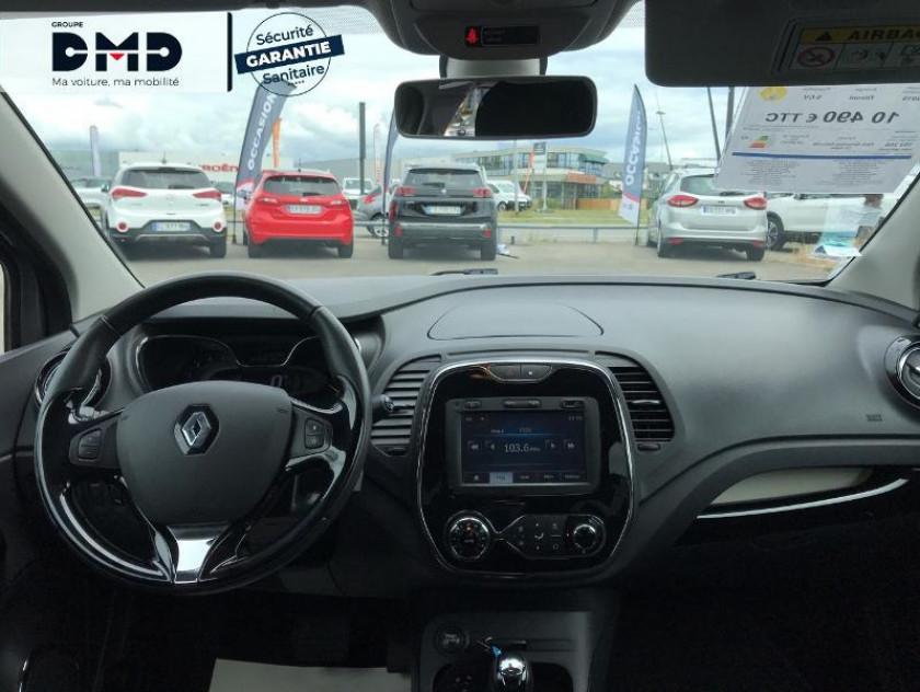 Renault Captur 1.5 Dci 90ch Intens Edc Eco² - Visuel #5