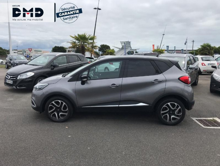 Renault Captur 1.5 Dci 90ch Intens Edc Eco² - Visuel #2