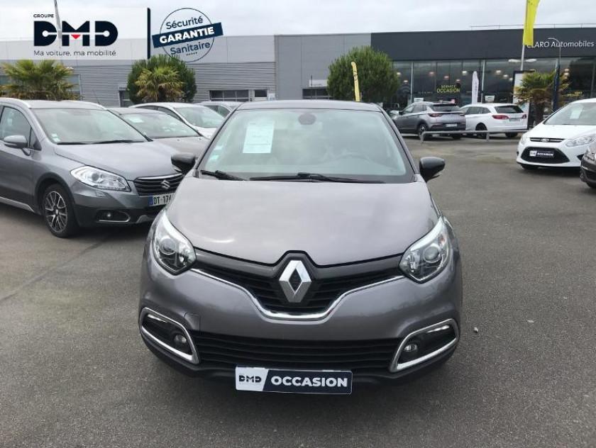 Renault Captur 1.5 Dci 90ch Intens Edc Eco² - Visuel #4