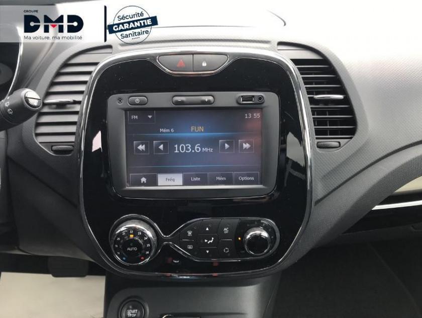 Renault Captur 1.5 Dci 90ch Intens Edc Eco² - Visuel #6