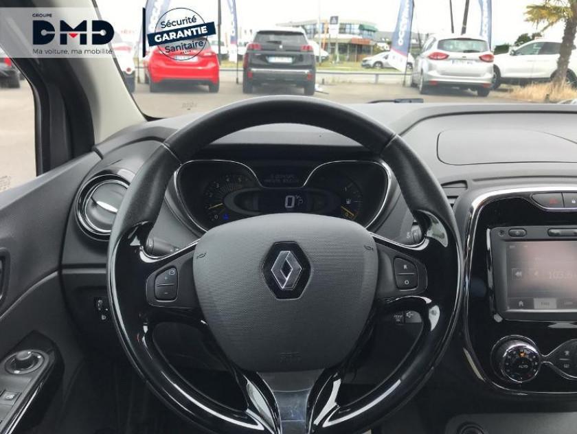 Renault Captur 1.5 Dci 90ch Intens Edc Eco² - Visuel #7