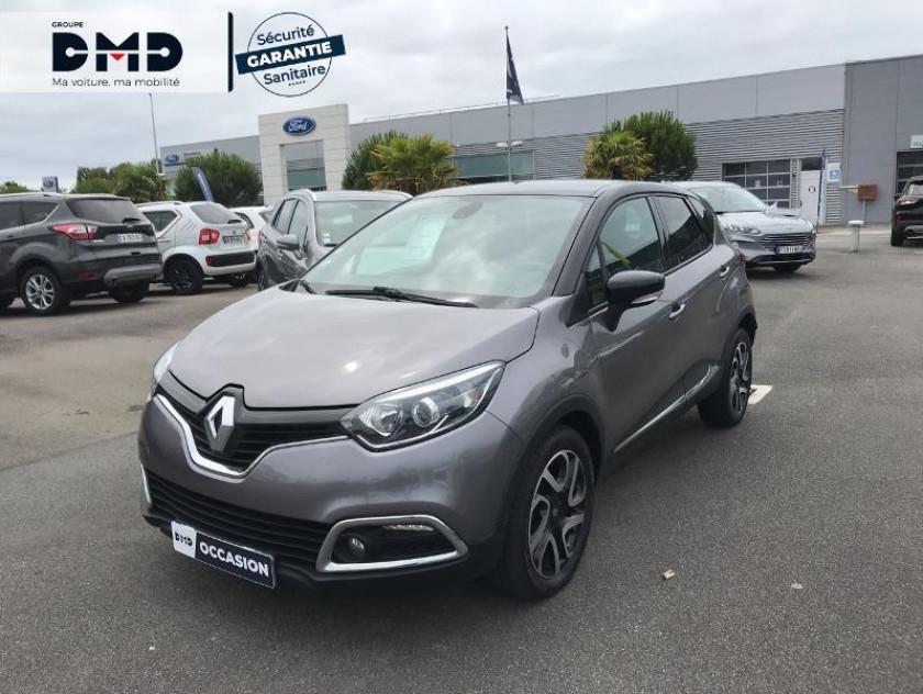 Renault Captur 1.5 Dci 90ch Intens Edc Eco² - Visuel #15