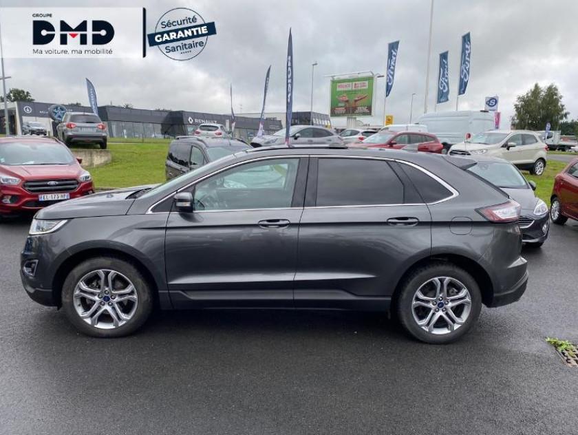 Ford Edge 2.0 Tdci 210ch Titanium I-awd Powershift - Visuel #2