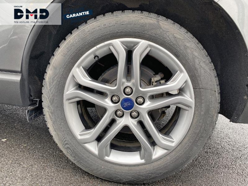 Ford Edge 2.0 Tdci 210ch Titanium I-awd Powershift - Visuel #13