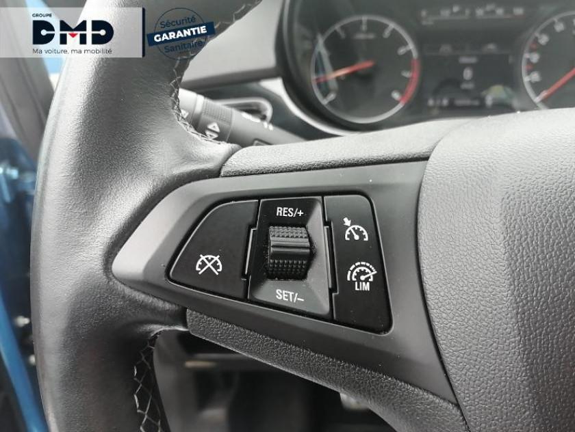 Opel Corsa 1.4 Turbo 100ch Black Edition Start/stop 5p - Visuel #10