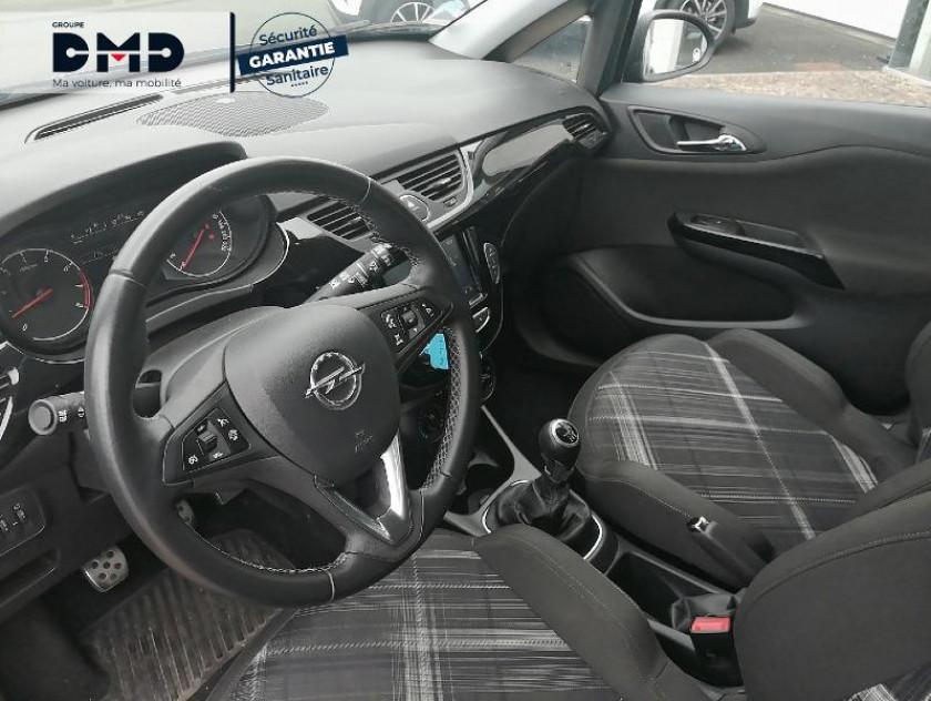 Opel Corsa 1.4 Turbo 100ch Black Edition Start/stop 5p - Visuel #5
