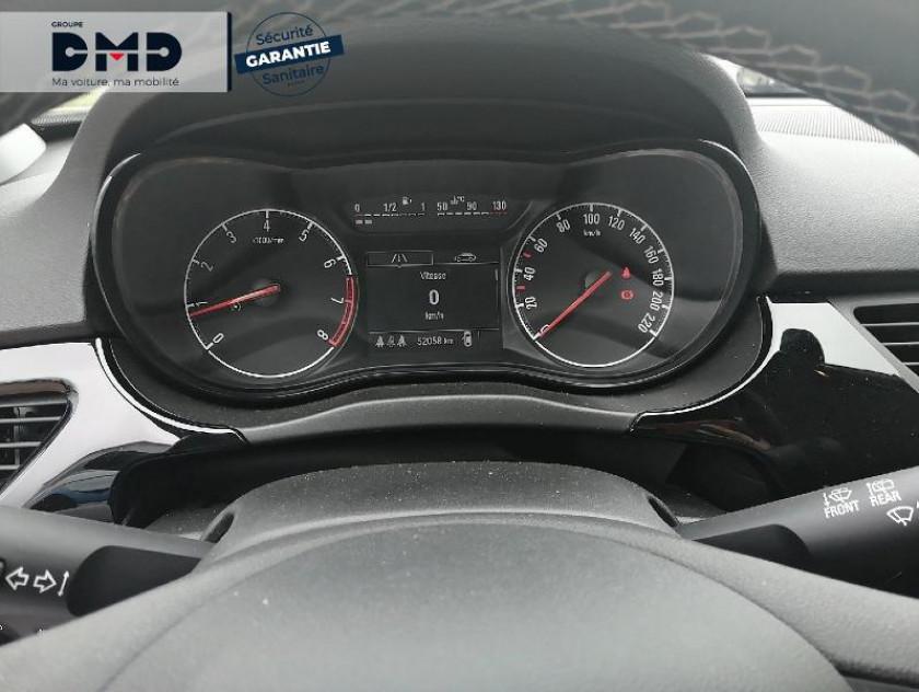 Opel Corsa 1.4 Turbo 100ch Black Edition Start/stop 5p - Visuel #8