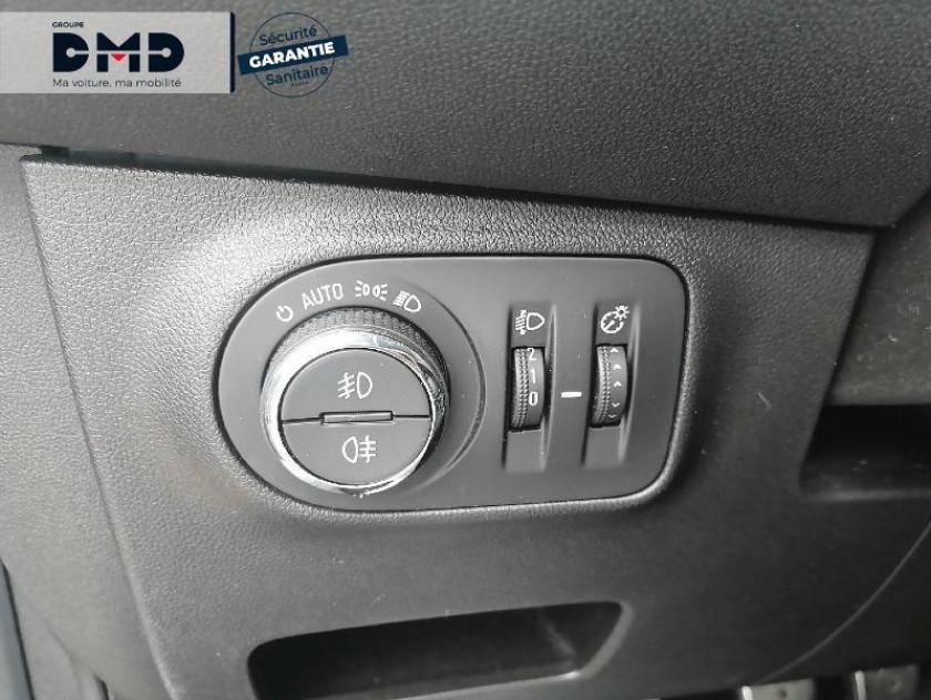 Opel Corsa 1.4 Turbo 100ch Black Edition Start/stop 5p - Visuel #11