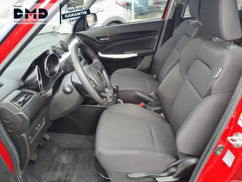 Suzuki Swift 1.2 Dualjet Hybrid 90ch Avtge Euro6d-t - Visuel #9