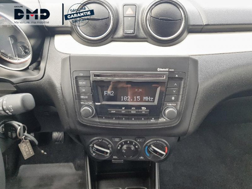Suzuki Swift 1.2 Dualjet Hybrid 90ch Avtge Euro6d-t - Visuel #6