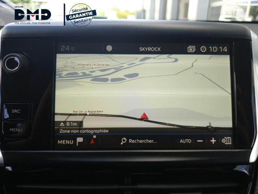 Peugeot 2008 1.6 Bluehdi 100ch Allure Business S&s - Visuel #6